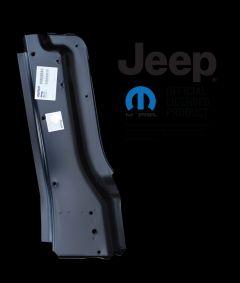 KeyParts B-Pillar Assembly LH For 81-95 Jeep CJ-7 & Wrangler YJ 0480-213
