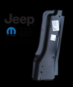 KeyParts B-Pillar Assembly RH For 81-95 Jeep CJ-7 & Wrangler YJ 0480-214