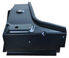 KeyParts Passenger Side Front Floor Toe Board Support For 1976-1995 Jeep CJ7 & Wrangler YJ 0480-230