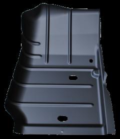 KeyParts Replacement Steel Floor Pan (Front Passenger's-Side Under Feet) For 2007-18 Jeep Wrangler JK 2 Door & Unlimited 4 Door Models 0487-222