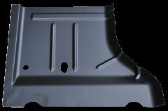 KeyParts Replacement Steel Floor Pan (Rear Driver's-Side) For 2007-18 Jeep Wrangler JK 2 Door & Unlimited 4 Door Models 0487-223