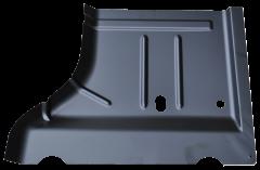 KeyParts Replacement Steel Floor Pan (Rear Passenger's-Side) For 2007-18 Jeep Wrangler JK 2 Door & Unlimited 4 Door Models 0487-224