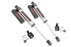 """Rough Country Rear Adjustable Vertex Shocks 1-3"""" For 2007-2018 Jeep Wrangler JK 2 Door & 4 Door Unlimited Models 699009"""