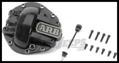 ARB Competition Differential Cover For Dana 44 Axle Assemblies In Black 0750003B