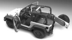 BedRug Cargo Kit Fits 18+ Wrangler (JL)