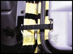 Rampage Adjustable Door Strap For 1976-06 Jeep CJ Series, Wrangler YJ & TJ (Pair) 769401