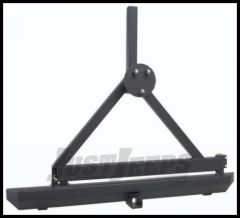 """Rampage Rear Rock Rage Bumper With Tire Carrier For 1987-06 Jeep Wrangler YJ & TJ (up to 35"""" Tire) 76651"""