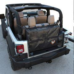 "Rightline Gear (Black) Trunk Storage Bag 36"" For 2007-18 Jeep Wrangler JK 2 Door & Unlimited 4 Door Models 100J72-B"