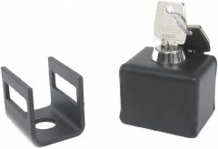 """Tuffy Products Security Bolt / Winch Locker For Up To A 9/16"""" Bolt In Black For Universal Applications 104-01"""