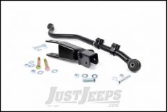 """Rough Country Front Adjustable Track Bar Forged For 1997-06 Jeep Wrangler TJ & TJ Unlimited Models With 4-6"""" Lift 1052"""