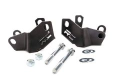 Rough Country Lower Control Arm Skid Plate Kit For 2018+ Jeep Wrangler JL 2 Door & Unlimited 4 Door Models 10589