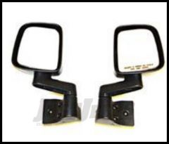 Rugged Ridge Replacement Mirrors For 1997-06 Jeep Wrangler TJ & TJ Unlimited Models 11002.09