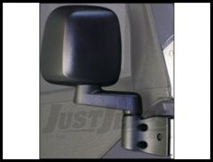 Rugged Ridge Passenger Side Mirror For 1987-06 YJ TJ Wrangler, Rubicon and Unlimited 11002.10