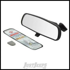 Rugged Ridge Rear View Mirror For 1972-12 Wrangler and CJ/YJ/TJ/JK 11020.02