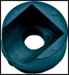 Rugged Ridge Plastic Mirror Bushing 1976-86 CJ Series 11029.01
