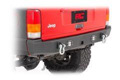 Rough Country Rear LED Bumper For 1984-01 Jeep Cherokee XJ 2 Door & 4 Door Models 110504