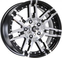 Mamba Offroad M2X Wheel for 07-18 Jeep Wrangler JK and 99-18 Grand Cherokee WJ, WK, & WK2 M2X297310B