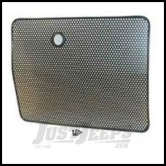 Rugged Ridge Bug Screen Stainless Steel For 1987-95 Jeep Wrangler YJ 11106.02
