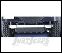 Rugged Ridge Rear Frame Cover Polished 304 stainless For 1987-06 YJ TJ Wrangler, Rubicon and Unlimited 11120.05