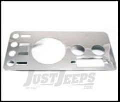 Rugged Ridge Gauge Cover Stainless steel For 1976-86 CJ Series 11124.01