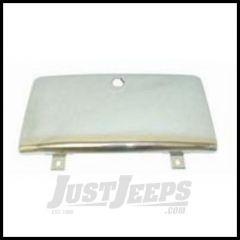 Rugged Ridge Glove Box Door Stainless steel For 1972-86 CJ Series 11125.01