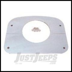 Rugged Ridge Steering Column Cover For Stainless steel 1976-86 CJ Series 11128.01