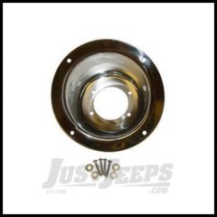 Rugged Ridge Stainless Fuel Protector 1997-06 TJ Wrangler, Rubicon and Unlimited 11135.02