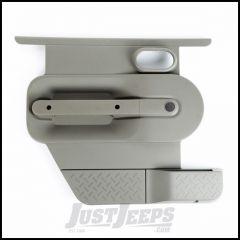 Omix-ADA Front Driver Inside Handle To Latch Cable For 2007-10 Jeep Wrangler JK 2 Door & Unlimited 4 Door Models 11156.22