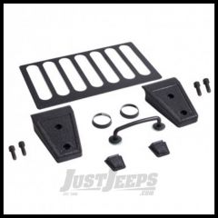 Rugged Ridge Hood Dress-Up Kit Black For 2013+ Jeep Wrangler JK & Wrangler JK Unlimited Models 11201.03