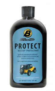 BESTOP Soft Top Fabric Protectant 11202-00