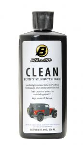 BESTOP Soft Top Vinyl Window Cleaner 11203-00
