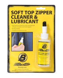 BESTOP Soft Top Zipper Cleaner & Lubricant 11206-00