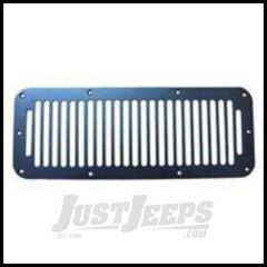 Rugged Ridge Hood Vent Black For 1978-95 Jeep Wrangler YJ and CJ 11206.01