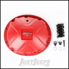 Alloy USA Dana 35 High Strength Cast Aluminum Red Differential Cover 11211