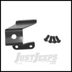 Rugged Ridge Tire Stop Black For 1976-95 Jeep Wrangler YJ and CJ 11217.01