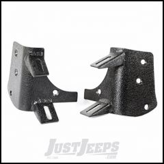 Rugged Ridge Dual A-Pillar Light Mount For 1997-06 Jeep Wrangler TJ & TJ Unlimited Models 11232.36