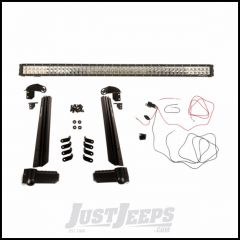 "Rugged Ridge Elite Fast Track 50"" Light Bar Kit For 2007-18 Jeep Wrangler JK 2 Door & Unlimited 4 Door Models 11232.53"