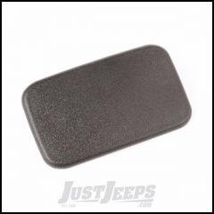 Omix-ADA License Plate Bracket Delete For 2007-18 Jeep Wrangler JK 2 Door & Unlimited 4 Door Models 11233.08