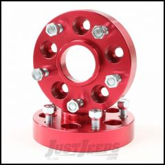 "Alloy USA 1.25"" Alloy USA 1.25"" Wheel Adaptor Kit For 1984-06 Jeep Wrangler YJ, TJ Models & Cherokee XJ With 5x4.5"" to 5x5.5"" Bolt Patterns 11311"