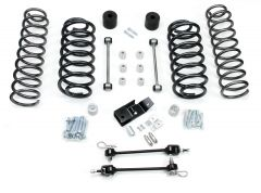 """TeraFlex 3"""" Base Suspension Lift Kit With Disconnects No Shocks For 2003-06 Jeep Wrangler TJ 1141350"""