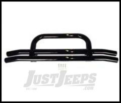 Rugged Ridge Front Tubular Bumper Black For 1955-06 Wrangler and CJ 11502.01