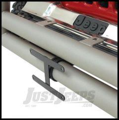 Rugged Ridge Tubular Bumper License Plate Bracket Universal 11503.80