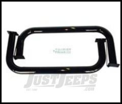 Rugged Ridge Nerf Bars Black For 1987-06 Wrangler, Rubicon and Unlimited 11504.04