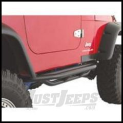Rugged Ridge RRC Side Armor Textured black For 1987-06 Wrangler and Rubicon 11504.13