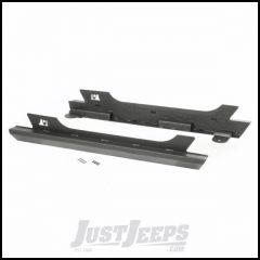 Rugged Ridge (Black) XHD Steel Rock Sliders For 2007-18 Jeep Wrangler JK 2 Door Models 11504.17