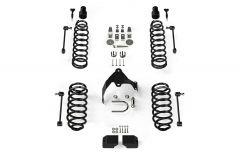 "TeraFlex 3"" Suspension Lift Kit Basic (No Shocks) For 2007-18 Jeep Wrangler JK Unlimited 4 Door Models 1151200"
