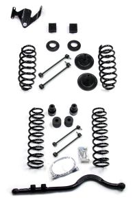 "TeraFlex 3"" Suspension Lift Kit With Trackbar Without Shocks For 2007+ Jeep Wrangler JK 4 Door Unlimited 1151220"