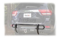 Rugged Ridge Double Tube Rear Bumper Guard For 2011+ Jeep Grand Cherokee WK2 Models 11513.03