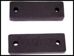 Rugged Ridge Modular XHD Front Bumper Winch Spacer Blocks For 2007-18 Jeep Wrangler JK 2 Door & Unlimited 4 Door Models 11540.15