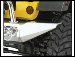 Rugged Ridge Modular XHD Front Bumper End Sections in Stainless Steel 1976-2013 Wrangler YJ TJ JK and CJ Series 11540.19